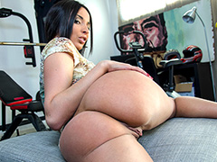 Beautiful Latina fucked in the ass