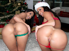 Holiday Porn Star Ass!